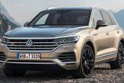 Volkswagen, en güçlü SUV'si Touareg V8 TDI