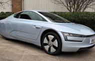 Fütüristik Volkswagen konsepti XL1