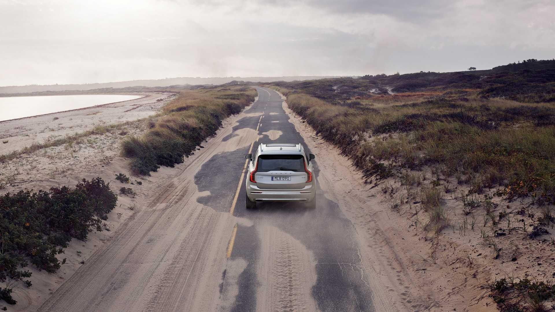 Makyajlı 2019 Volvo XC90