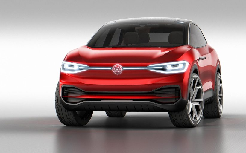 Volkswagen'in beşinci ID modeli Toureg boyutlarında bir SUV